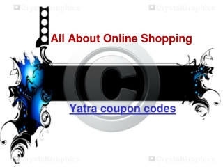 Yatra Coupon Code and Discount Deals