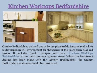 Granite Worktops In Berkshire