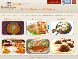 Relish The Aromatic Indian Food With Spices And Masala