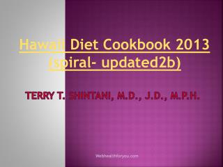 Hawaii Diet Cookbook 2013 (spiral-updated2b)25