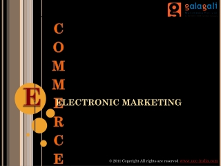 What is ecommerce marketing management?How its Usefull??