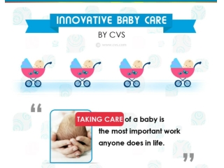 An Infographic on Cotton Swabs for Babies