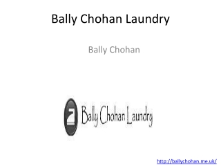 Bally chohan laundary