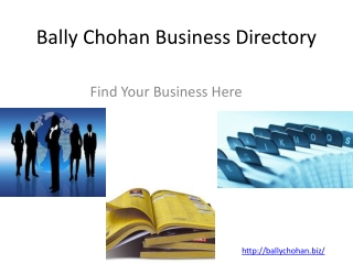 Ballly chohan Business Directory