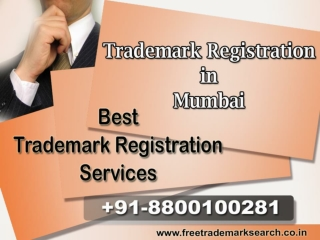 Hassle Free Trademark Registration in Mumbai With the TM