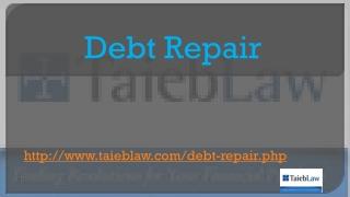 Debt Repair
