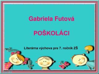 Gabriela Futov   PO KOL CI