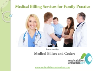 Family Practice Medical Billing