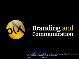 p(x) ad agencies Bangalore