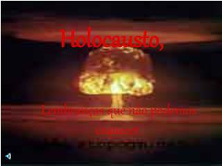 Holocausto,