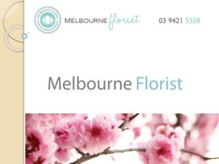 Melbourne Florist Service