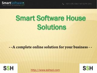 Website Design, Web Hosting Plans