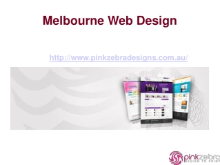 Melbourne Web Design