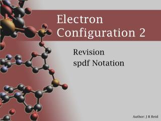 Electron Configuration 2