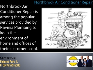 Northbrook Air Conditioner Repair