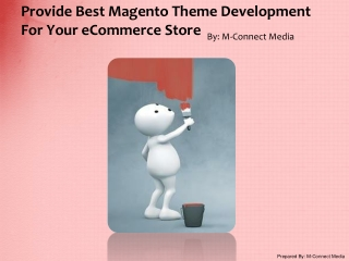 Get Attractive Magento Theme Design For Your eCommerce Store