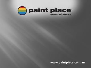 Paint Place - Service