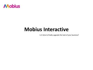 Mobius interactive a web design company Florida