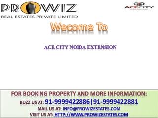 Ace City @ 91-9999422881