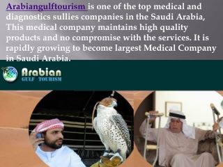 Medical Tourism Dubai : Best Medical Treatment Facilities |