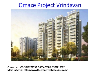 Omaxe Project Vrindavan