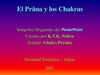El Pr na y los Chakras