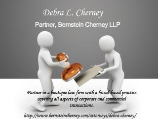 Debra Cherney LLB Firm