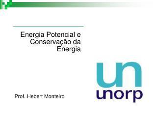 Prof. Hebert Monteiro
