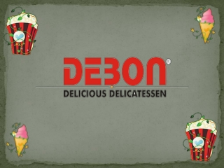 Quality you can trust upon means DEBON retailer