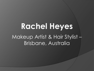 Brisbane Corporate Makeup Artist
