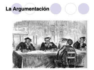 La Argumentaci n