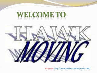 Hawk Movers LLC