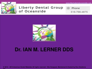 Dentist Oceanside NY - Dental Doctor Oceanside NY