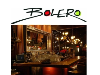 Bolero Restaurant - Calgary- Review