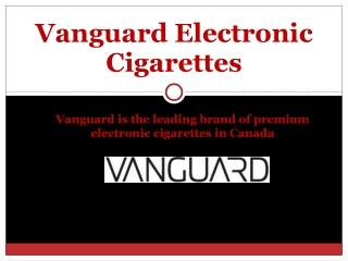 Vanguard E Cigarettes