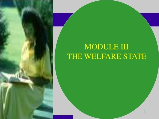 social policy  the american welfare state