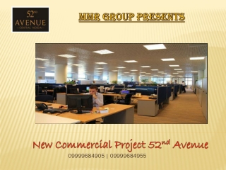 MMR Office Space Noida | MMR Hight Street | MMR Group Noida@