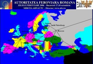 AUTORITATEA FEROVIARA ROMANA
