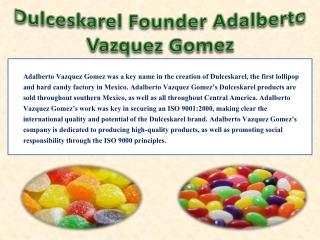 Adalberto Vazquez Gomez Ran Triathlon to Raise Money for Autism Awareness