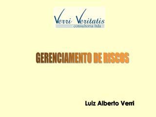 Luiz Alberto Verri