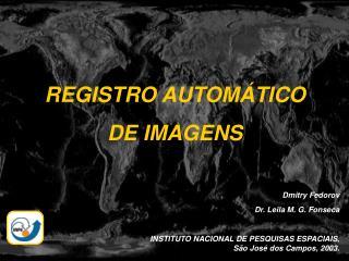 REGISTRO AUTOM TICO  DE IMAGENS