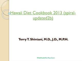 Hawaii Diet Cookbook 2013 (spiral- updated2b)32