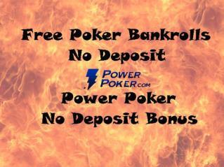 Power Poker No Deposit Bonus Code Review