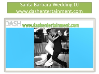 Wedding Band Los Angeles - www.dashentertainment.com