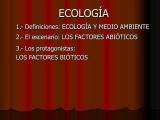 ECOLOG A
