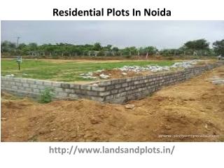 Residential Plots In Gurgaon