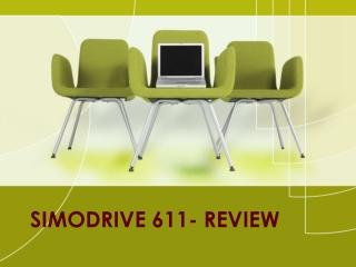 SIMODRIVE 611- REVIEW