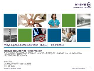 Misys Open Source Solutions MOSS   Healthcare