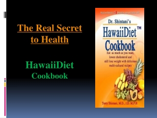 Hawaii Diet Cookbook 2013 (updated2) 34