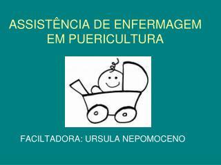 ASSIST NCIA DE ENFERMAGEM EM PUERICULTURA